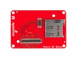 Sparkfun block for intel r edison micro 1447415346