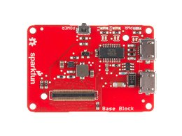 Sparkfun block for intel r edison base 4253358163