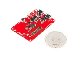 Sparkfun block for intel r edison base 7022967867