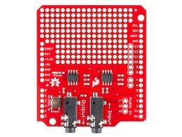 Sparkfun spectrum shield 9705061929