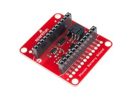 Sparkfun photon battery shield 4296002757