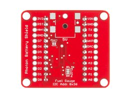 Sparkfun photon battery shield 5667391677