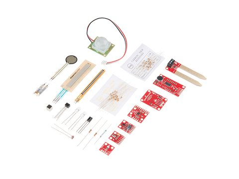 Sparkfun Sensor Kit In India Thingbits Electronics