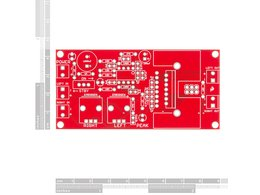 Sparkfun audio amplifier kit sta540 1063356690