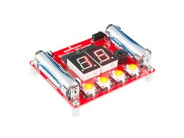 Sparkfun binary blaster kit 1411103249