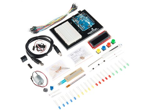 SparkFun Inventor's Kit (for Arduino Uno) - V3.2