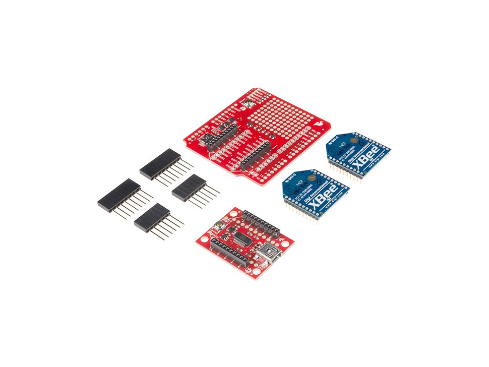 Sparkfun xbee wireless kit 3457732665