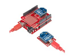 Sparkfun xbee wireless kit 6217040302