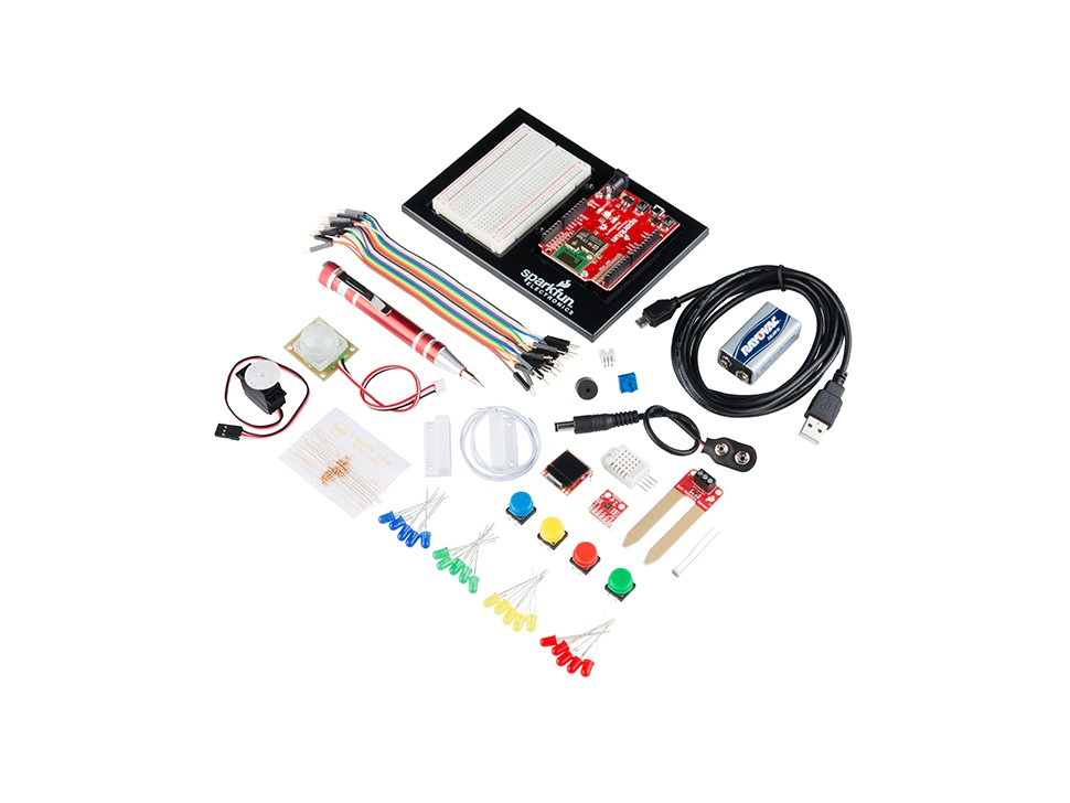 Sparkfun inventors kit for photon 1021227148