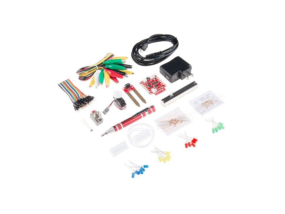 Sparkfun iot starter kit with blynk boar 1454701159