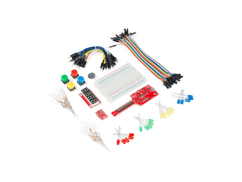 Sparkfun project kit for intel r edison a 3450904763