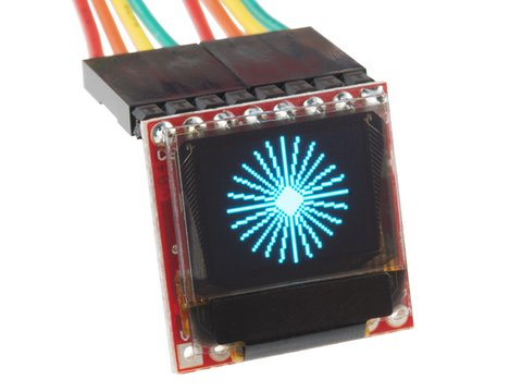 SparkFun Micro OLED Display Breakout