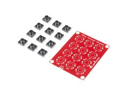 Sparkfun vkey voltage keypad 9685990339