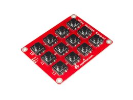 Sparkfun vkey voltage keypad 7546018621