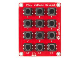 Sparkfun vkey voltage keypad 4778812644