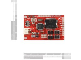 Sparkfun serial controlled motor driver 3909603539