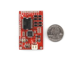 Sparkfun serial controlled motor driver 84245336