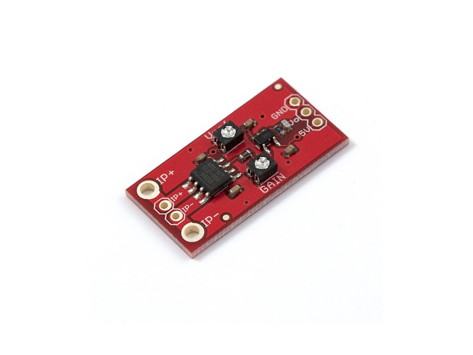 Sparkfun low current sensor breakout a 2092411570