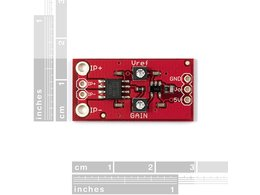 Sparkfun low current sensor breakout a 7242670990