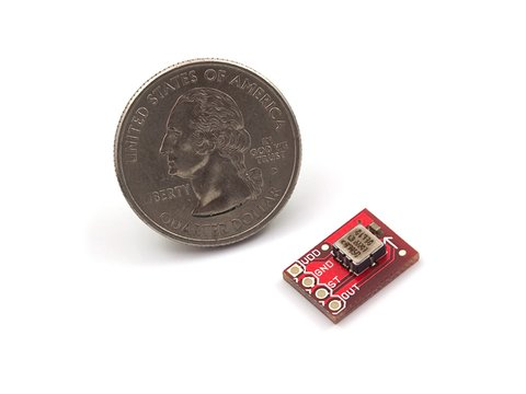 SparkFun Single Axis Accelerometer Breakout - ADXL193 (+ / - 250g)