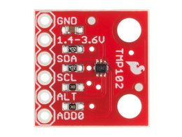 Sparkfun digital temperature sensor brea 3697599137