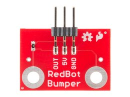 Sparkfun redbot sensor mechanical bump 6023690883