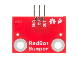 Sparkfun redbot sensor mechanical bump 1322862275