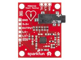 Sparkfun single lead heart rate monitor 4972635214