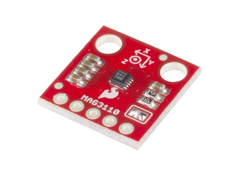 SparkFun Triple Axis Magnetometer Breakout - MAG3110