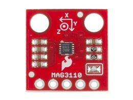 Sparkfun triple axis magnetometer breako 8883358831