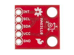 Sparkfun triple axis magnetometer breako 3741029729
