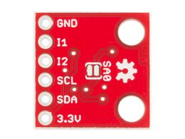 Sparkfun triple axis accelerometer break 6269168617