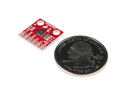 Sparkfun triple axis accelerometer break 85070593
