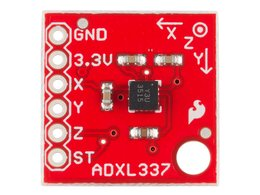 Sparkfun triple axis accelerometer break 9686838397