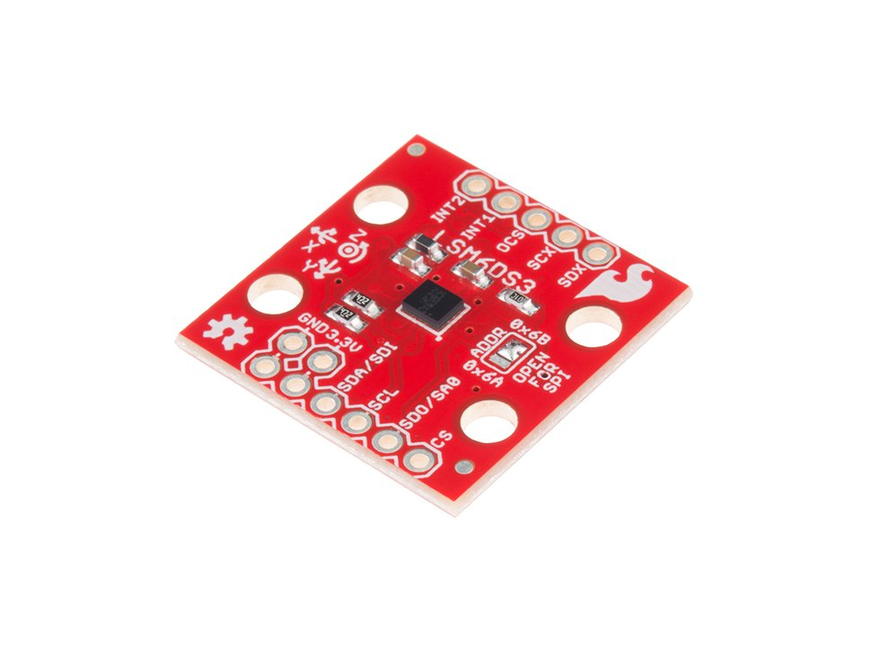 Sparkfun 6 degrees of freedom breakout 3194994489