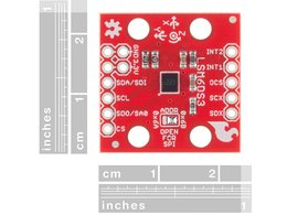 Sparkfun 6 degrees of freedom breakout 5394720908