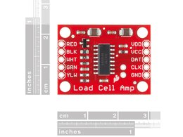 Sparkfun load cell amplifier hx711 4343826266
