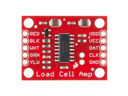 Sparkfun load cell amplifier hx711 3938004075
