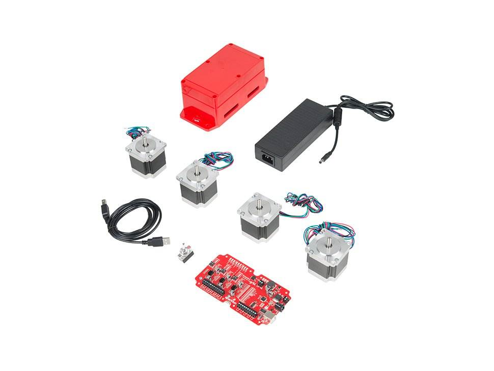 Sparkfun stepoko motion control add on k 1155928436