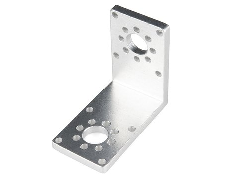 Hub Mount Bracket A - 90 Degree