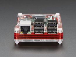 Pibow coupe enclosure for raspberry pi 1639563963